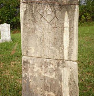 ALFORD, JAMES MATTHEW - Pike County, Arkansas   JAMES MATTHEW ALFORD - Arkansas Gravestone Photos