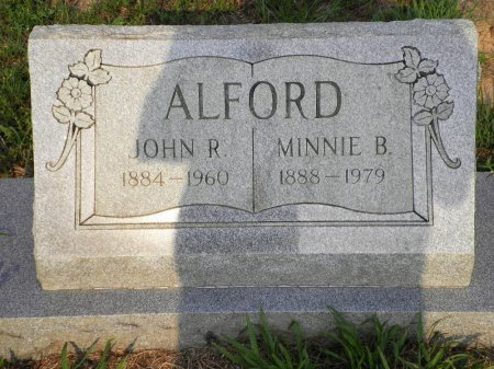 ALFORD, JOHN ROBERT - Pike County, Arkansas | JOHN ROBERT ALFORD - Arkansas Gravestone Photos