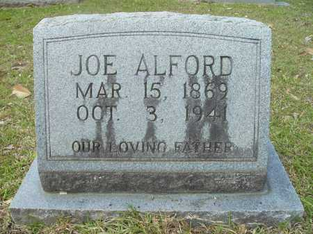 ALFORD, JOE - Pike County, Arkansas | JOE ALFORD - Arkansas Gravestone Photos