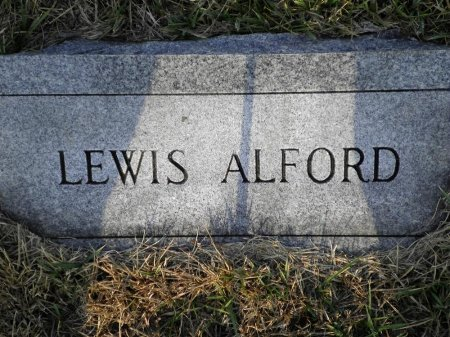 ALFORD, LEWIS - Pike County, Arkansas | LEWIS ALFORD - Arkansas Gravestone Photos