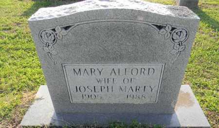 ALFORD, MARY A - Pike County, Arkansas   MARY A ALFORD - Arkansas Gravestone Photos