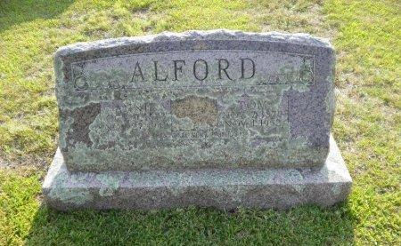 ALFORD, THOMAS EWING - Pike County, Arkansas   THOMAS EWING ALFORD - Arkansas Gravestone Photos