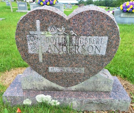 ANDERSON, DOYLINE E. - Pike County, Arkansas | DOYLINE E. ANDERSON - Arkansas Gravestone Photos