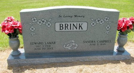 BRINK, EDWARD LAMAR - Pike County, Arkansas   EDWARD LAMAR BRINK - Arkansas Gravestone Photos