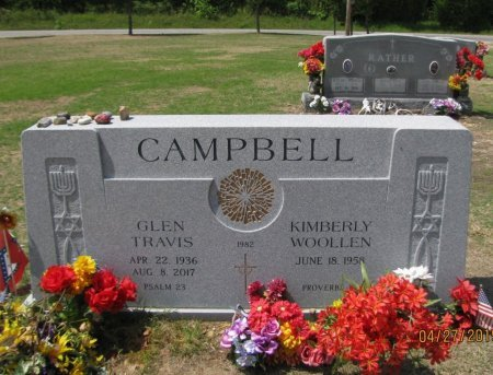 CAMPBELL (FAMOUS), GLEN TRAVIS - Pike County, Arkansas | GLEN TRAVIS CAMPBELL (FAMOUS) - Arkansas Gravestone Photos