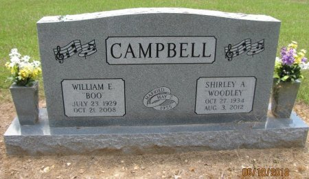 WOODLEY CAMPBELL, SHIRLEY A - Pike County, Arkansas | SHIRLEY A WOODLEY CAMPBELL - Arkansas Gravestone Photos