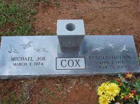 COX, BRIDGET DAVONE - Pike County, Arkansas | BRIDGET DAVONE COX - Arkansas Gravestone Photos