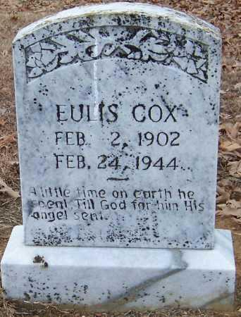 COX, EULIS - Pike County, Arkansas   EULIS COX - Arkansas Gravestone Photos
