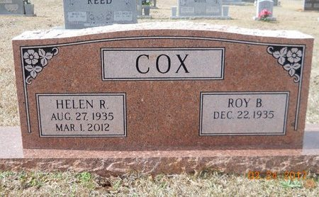 COX, HELEN R - Pike County, Arkansas | HELEN R COX - Arkansas Gravestone Photos
