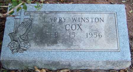 COX, LARRY WINSTON - Pike County, Arkansas | LARRY WINSTON COX - Arkansas Gravestone Photos