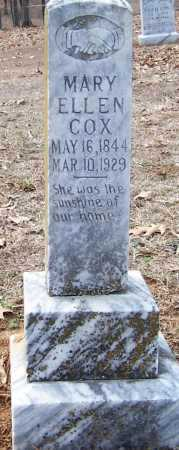 COX, MARY ELLEN - Pike County, Arkansas | MARY ELLEN COX - Arkansas Gravestone Photos
