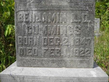 CUMMINGS, BENJAMIN LEWIS DAVID - Pike County, Arkansas   BENJAMIN LEWIS DAVID CUMMINGS - Arkansas Gravestone Photos