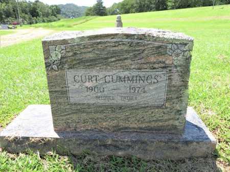 CUMMINGS, ALVIN CURTIS - Pike County, Arkansas | ALVIN CURTIS CUMMINGS - Arkansas Gravestone Photos