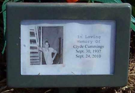 CUMMINGS, CLYDE GLENN - Pike County, Arkansas | CLYDE GLENN CUMMINGS - Arkansas Gravestone Photos