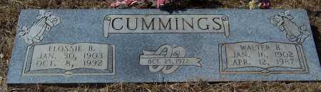 CUMMINGS, FLOSSIE BELL - Pike County, Arkansas | FLOSSIE BELL CUMMINGS - Arkansas Gravestone Photos