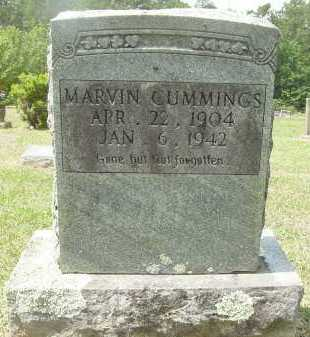 CUMMINGS, MARVIN - Pike County, Arkansas | MARVIN CUMMINGS - Arkansas Gravestone Photos