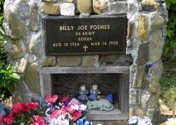 FOSHEE (VETERAN KOR), BILLY JOE - Pike County, Arkansas | BILLY JOE FOSHEE (VETERAN KOR) - Arkansas Gravestone Photos