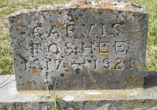 FOSHEE, CARVIS - Pike County, Arkansas | CARVIS FOSHEE - Arkansas Gravestone Photos