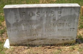 FOSHEE, JOHN WILLIAM WILKERSON - Pike County, Arkansas | JOHN WILLIAM WILKERSON FOSHEE - Arkansas Gravestone Photos
