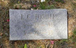 FOSHEE, L. C. - Pike County, Arkansas | L. C. FOSHEE - Arkansas Gravestone Photos