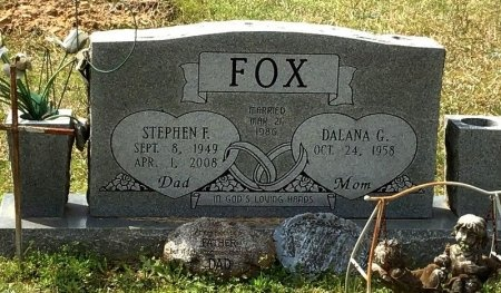 FOX, STEPHEN FRANKLIN - Pike County, Arkansas | STEPHEN FRANKLIN FOX - Arkansas Gravestone Photos