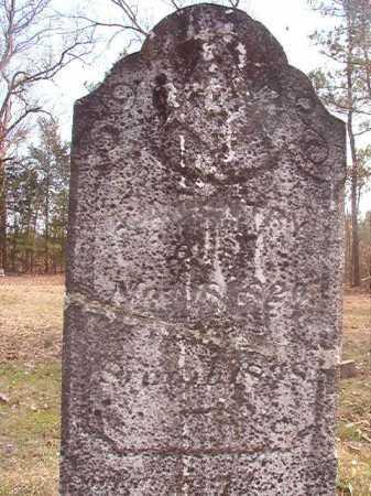 GENTRY, ALLEN A - Pike County, Arkansas | ALLEN A GENTRY - Arkansas Gravestone Photos