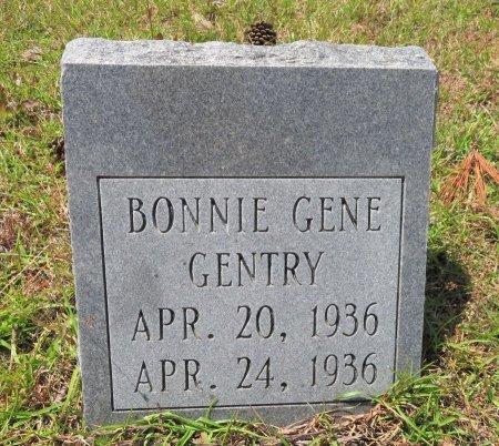 GENTRY, BONNIE GENE - Pike County, Arkansas   BONNIE GENE GENTRY - Arkansas Gravestone Photos