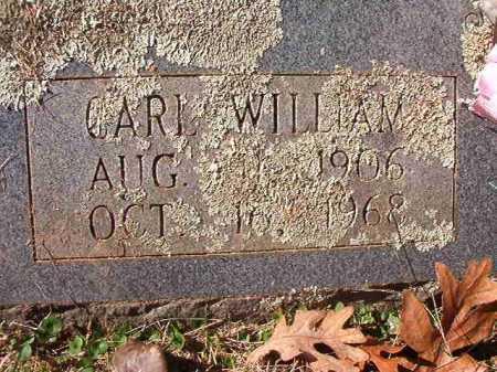 GENTRY, CARL WILLIAM - Pike County, Arkansas | CARL WILLIAM GENTRY - Arkansas Gravestone Photos