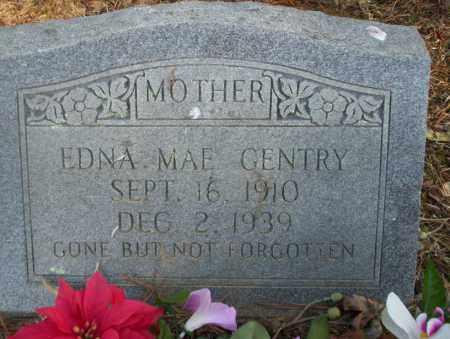GENTRY, EDNA MAE - Pike County, Arkansas | EDNA MAE GENTRY - Arkansas Gravestone Photos
