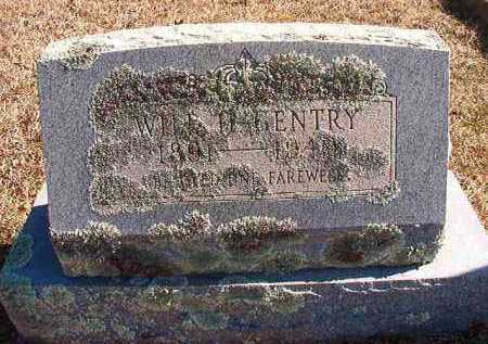 GENTRY, WILL H - Pike County, Arkansas | WILL H GENTRY - Arkansas Gravestone Photos