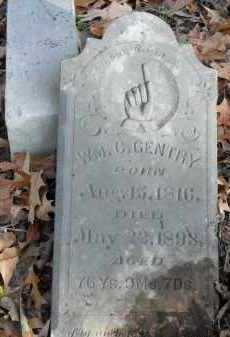 GENTRY, WILLIAM - Pike County, Arkansas   WILLIAM GENTRY - Arkansas Gravestone Photos