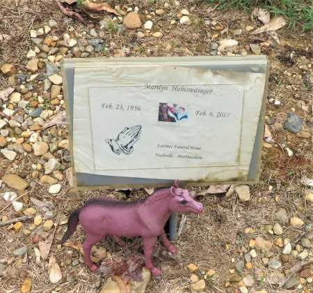 HABISREITINGER, MARILYN  - Pike County, Arkansas   MARILYN  HABISREITINGER - Arkansas Gravestone Photos