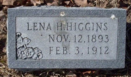 HIGGINS, LENA H - Pike County, Arkansas | LENA H HIGGINS - Arkansas Gravestone Photos