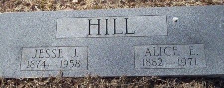 HILL, JESSE JACKSON - Pike County, Arkansas   JESSE JACKSON HILL - Arkansas Gravestone Photos