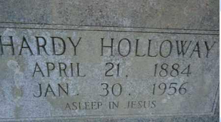 HOLLOWAY, HARDY - Pike County, Arkansas | HARDY HOLLOWAY - Arkansas Gravestone Photos
