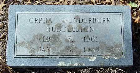HUDDLESTON, ORPHA - Pike County, Arkansas | ORPHA HUDDLESTON - Arkansas Gravestone Photos