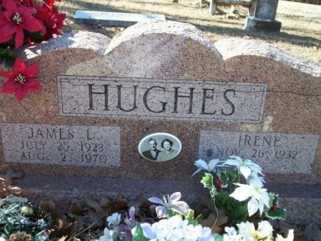 HUGHES, JAMES LESLIE - Pike County, Arkansas   JAMES LESLIE HUGHES - Arkansas Gravestone Photos