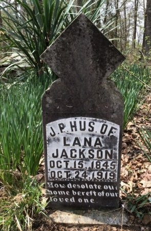 JACKSON, J. P. - Pike County, Arkansas | J. P. JACKSON - Arkansas Gravestone Photos