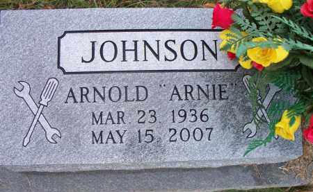 "JOHNSON, ARNOLD  ""ARNIE"" - Pike County, Arkansas 