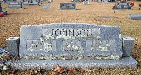 JOHNSON, CLYDE JEWELL - Pike County, Arkansas | CLYDE JEWELL JOHNSON - Arkansas Gravestone Photos