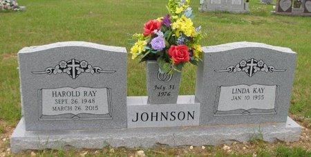 JOHNSON, HAROLD RAY - Pike County, Arkansas   HAROLD RAY JOHNSON - Arkansas Gravestone Photos
