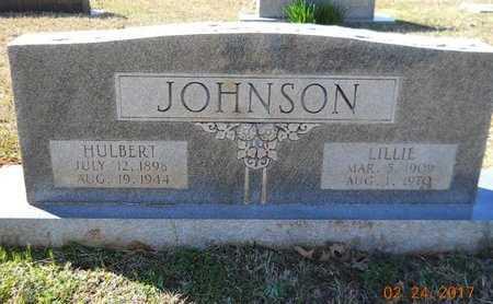 JOHNSON, HULBERT - Pike County, Arkansas | HULBERT JOHNSON - Arkansas Gravestone Photos