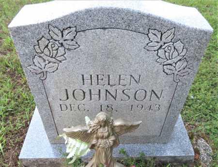 JOHNSON, HELEN - Pike County, Arkansas | HELEN JOHNSON - Arkansas Gravestone Photos
