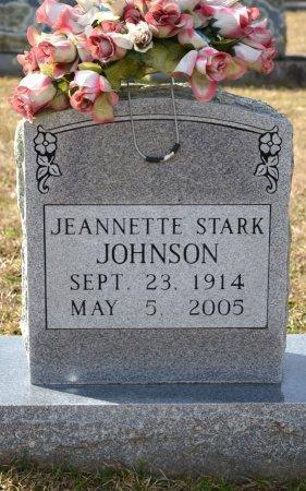 JOHNSON, JEANNETTE - Pike County, Arkansas | JEANNETTE JOHNSON - Arkansas Gravestone Photos