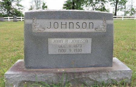 JOHNSON, JOHN R. - Pike County, Arkansas | JOHN R. JOHNSON - Arkansas Gravestone Photos