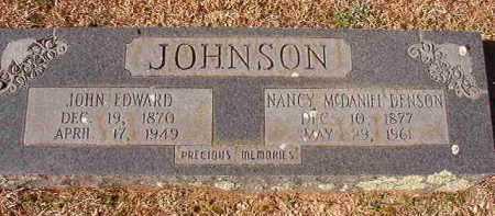 JOHNSON, NANCY - Pike County, Arkansas | NANCY JOHNSON - Arkansas Gravestone Photos