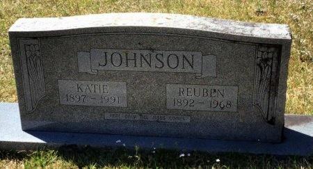 JOHNSON, KATIE - Pike County, Arkansas | KATIE JOHNSON - Arkansas Gravestone Photos