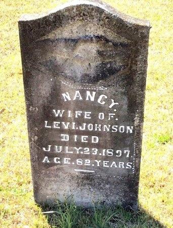 FRENCH JOHNSON, NANCY - Pike County, Arkansas | NANCY FRENCH JOHNSON - Arkansas Gravestone Photos