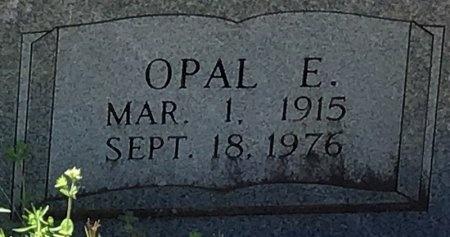 JOHNSON, OPAL E. (CLOSEUP) - Pike County, Arkansas | OPAL E. (CLOSEUP) JOHNSON - Arkansas Gravestone Photos
