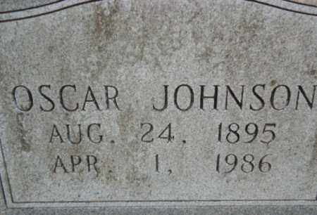 JOHNSON, OSCAR - Pike County, Arkansas | OSCAR JOHNSON - Arkansas Gravestone Photos